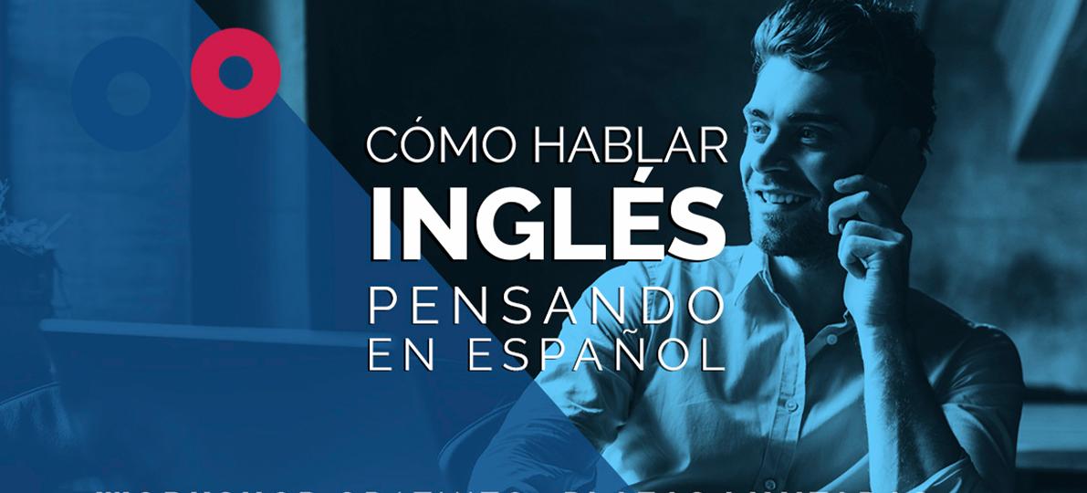 Taller gratuito para aprender a hablar inglés